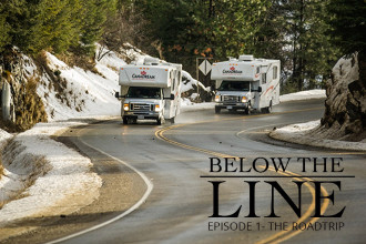 Below The Line: Part 1 – The Road Trip