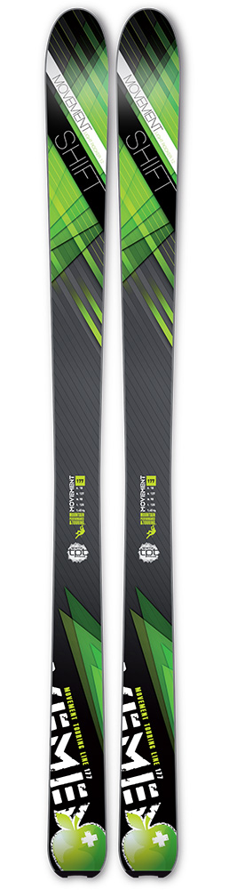 Movement Shift Skis
