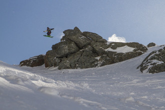 The North Face® Freeski Open Big Mountain dates announced