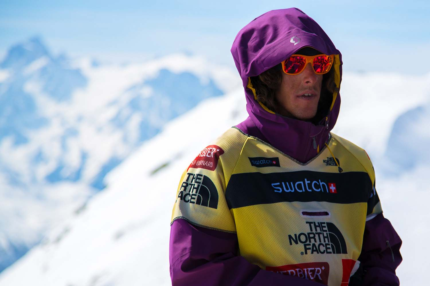 Loic Collomb-Patton Verbier FWT