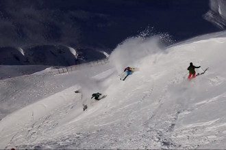 AUIW Treble Cone Opening Day Edit