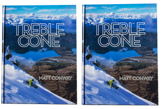 Book Review – Treble Cone by Matt Conway