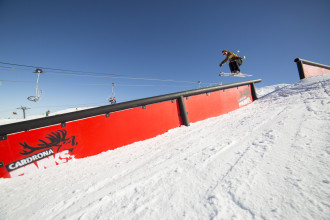 2014 TNF Freeski Open – Slopestyle Preview