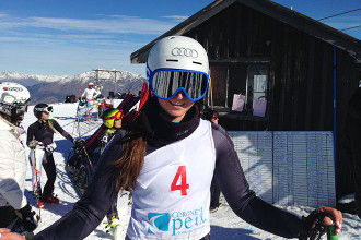 Piera Hudson and Willis Feasey Crowned National GS Champs