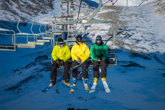 Mt Hutt Opening Day – Blog