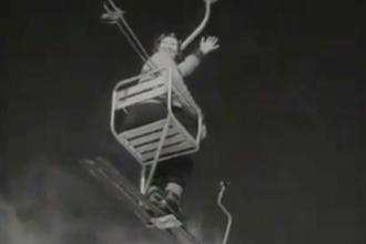 History Lesson – Ruapehu's first chairlift.