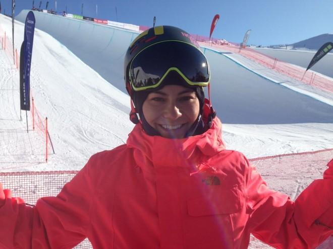 Janina Kuzma - Photo: Snow Sports NZ