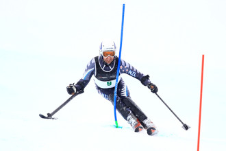 Adam Hall wins slalom gold at Coronet Peak