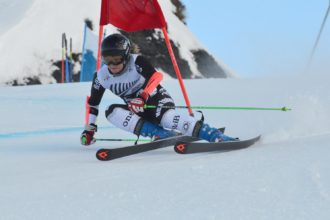 NZ National Champs Giant Slalom 2017