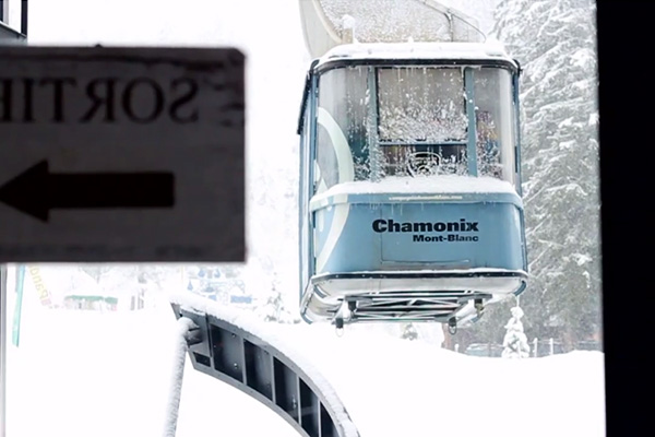 Chamonix, Bomb Snow TV