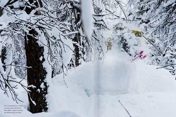 Super Season - Powder Magazine Flipbook by Mattias Fredriksson